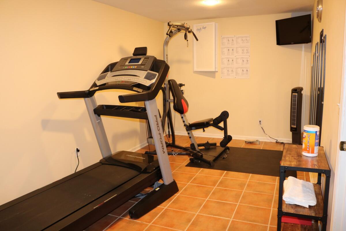 Exercise Room I